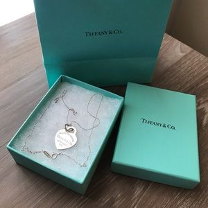 Tiffany &Co. necklace